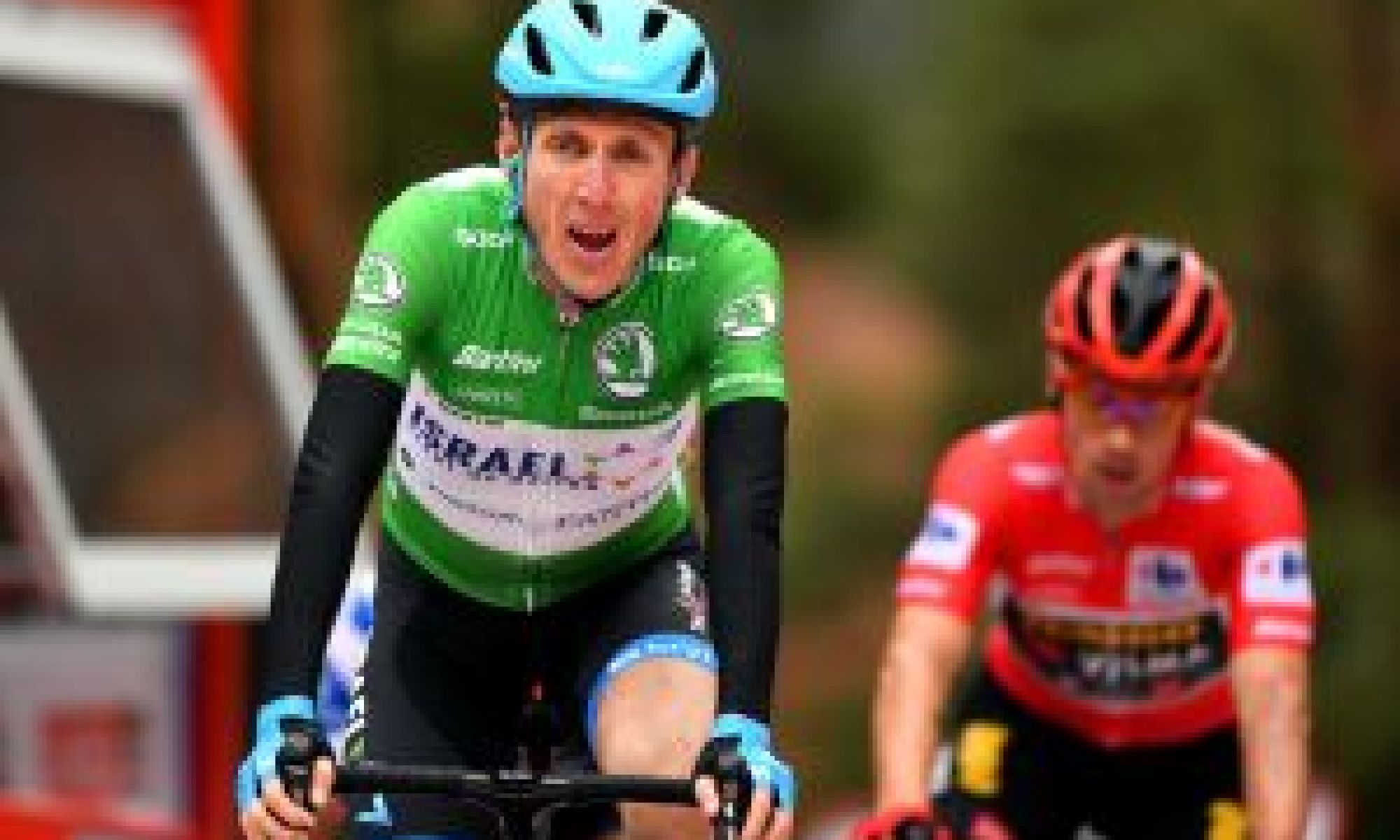 Five talking points from stage three of the Vuelta a España 2020