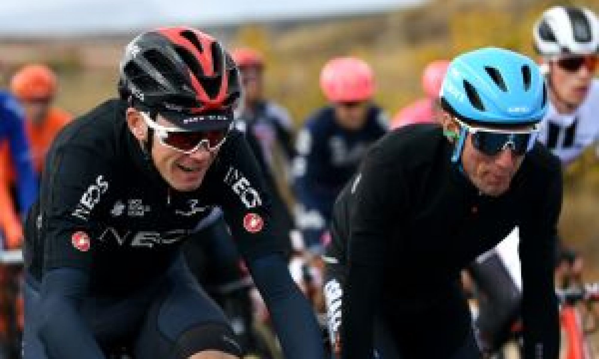 <div>Dan Martin says he 'can't wait' to ride on the same team as Chris Froome in 2021</div>