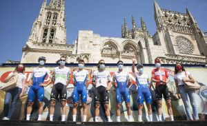 Vuelta a España 2021 will be the first bike race ever to start inside a cathedral
