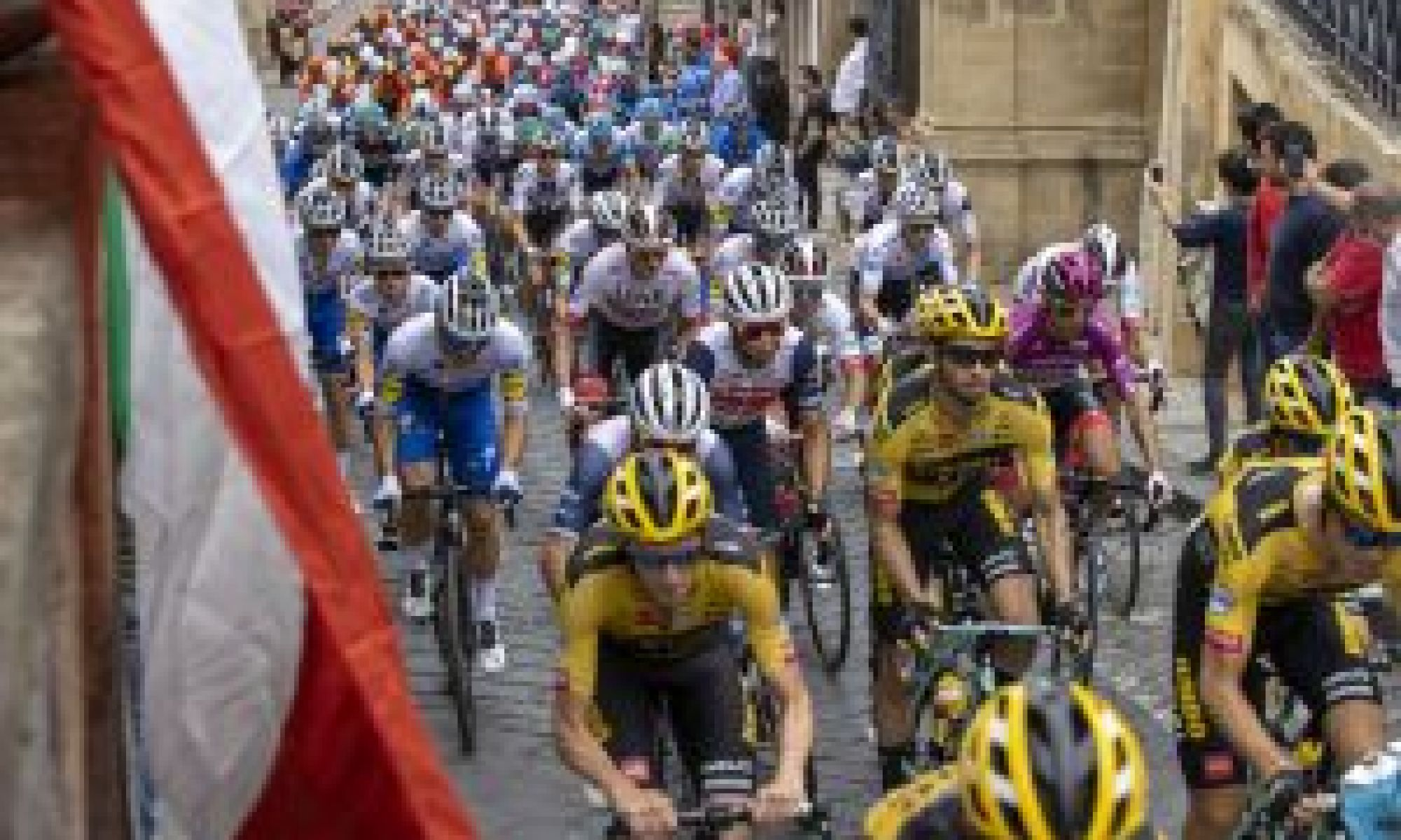Giro d'Italia boss wants sanctions for Jumbo-Visma and EF Pro Cycling over coronavirus response