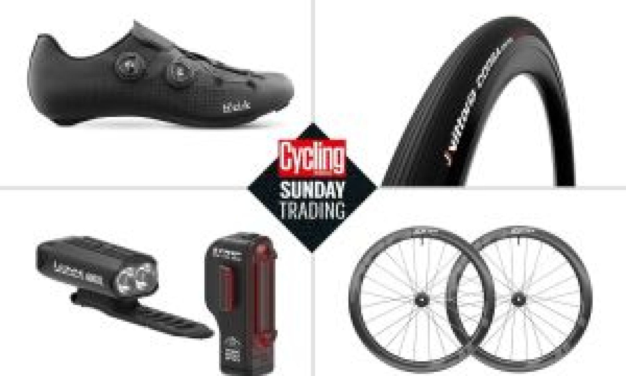 Sunday trading: Discounts on new Zipp 303 S wheels plus offers on bike lights and more