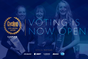 Voting is now open for the Cycling Weekly Awards powered by Lezyne
