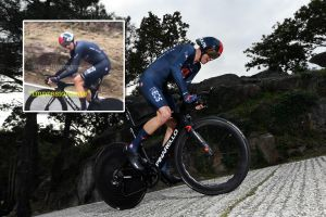 We spoke to the guy who ran for a minute uphill alongside Chris Froome at the Vuelta a España