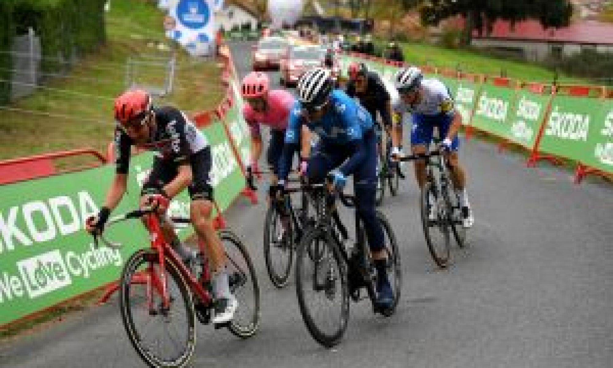 Five talking points from stage 14 of the Vuelta a España 2020