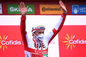 Five talking points from stage 15 of the Vuelta a España 2020