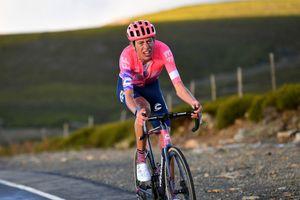 Vuelta a España is a 'turning point in my career' says Hugh Carthy