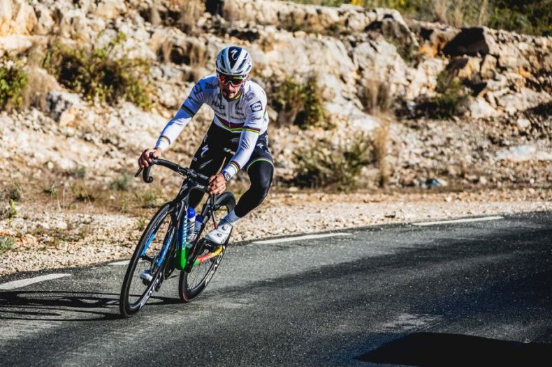 Julian Alaphilippe reveals his big ambitions for 2021 season - Cycling  Weekly