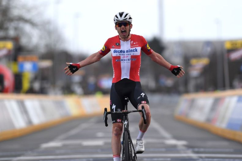 Kasper Asgreen puts on a miraculous show to take E3 Saxo Bank 2021 -  Cycling Weekly