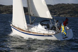 Boat Test In A Swedish Gale Yachting Monthly