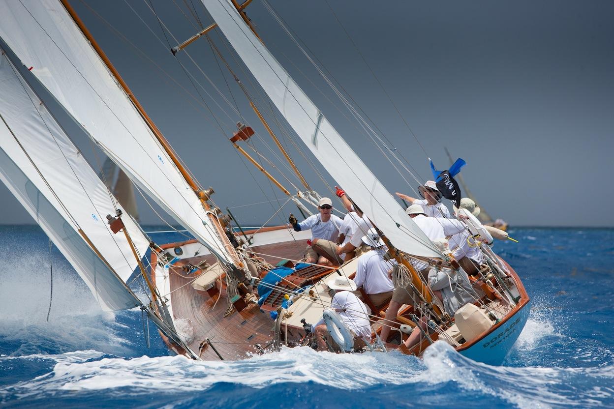 Dorade Wins Transpac Yachting World