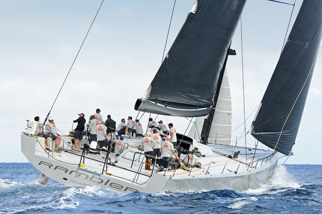 Rambler 88 A Missile In The Making Yachting World