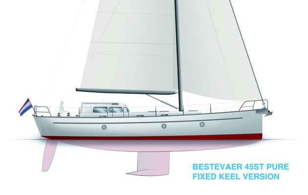 Bestevaer Pure A 45ft Junior Member Of The Bestevaer Range