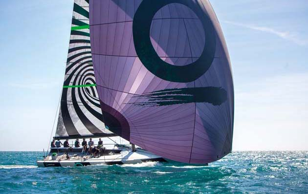 Quantum Racing The Tweaky New TP52 Yachting World