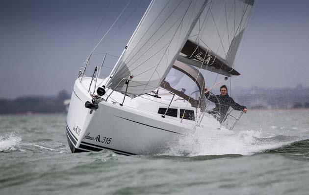 Hanse 315 Boat Test Yachting World
