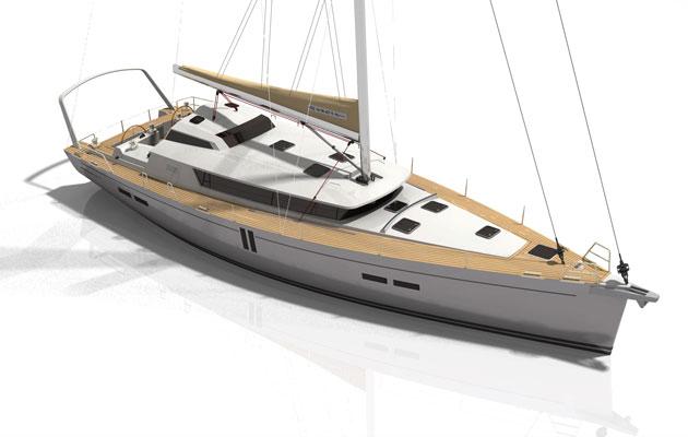 Garcia Exploration 52 Yachting World