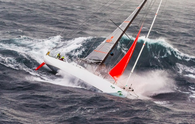 Video 6 Of The Best Heavy Weather Sailing Videos Yachting World