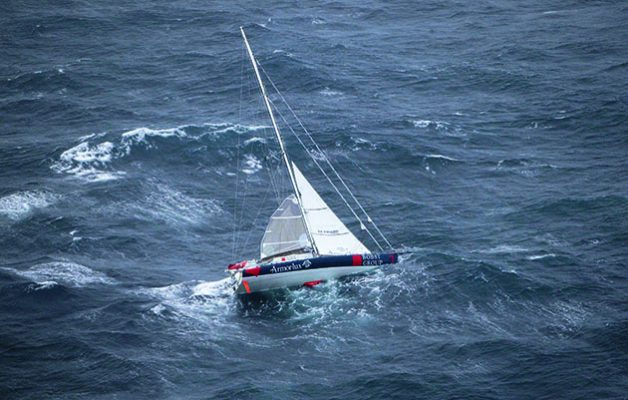 Get Out Of That Heaving To In Strong Winds Yachting World