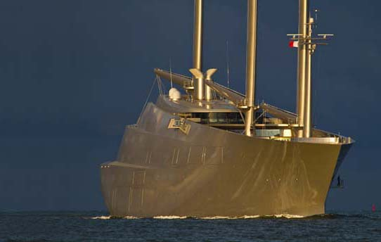 The Worlds Biggest Yachts Whats Behind The Growth Of