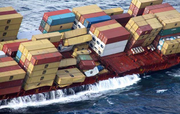 Could A Floating Shipping Container Sink Your Yacht How