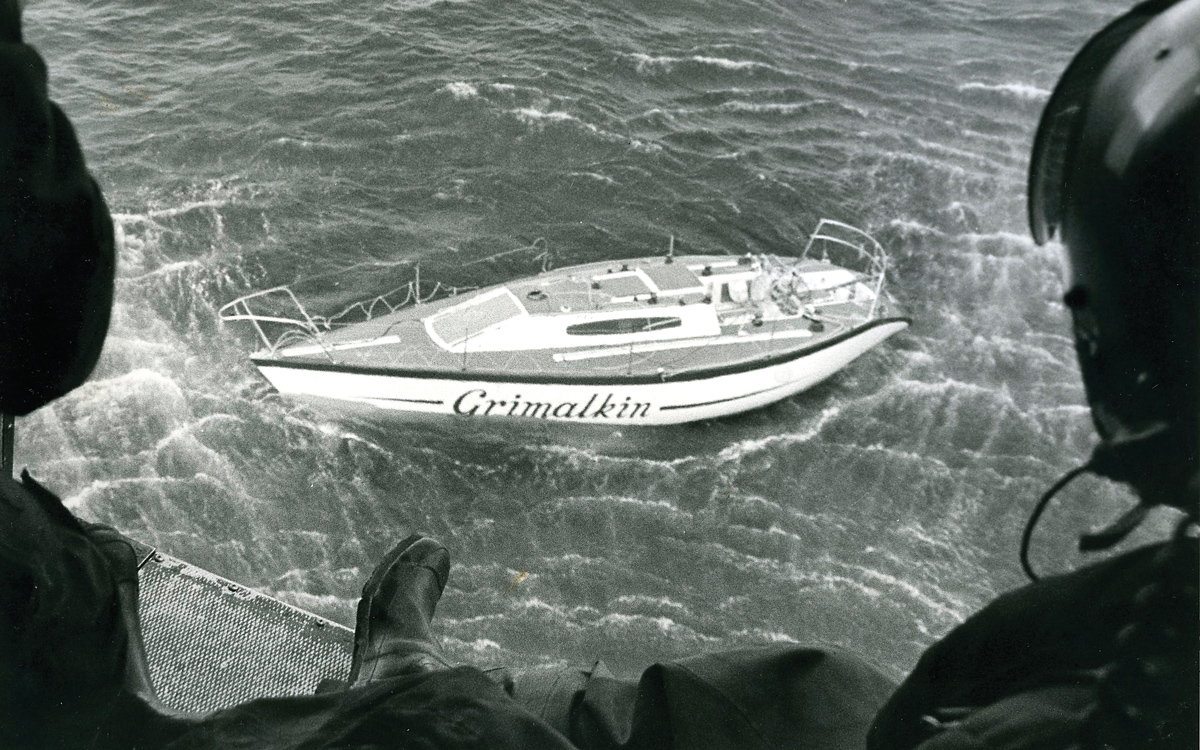 Fastnet Race 1979 Life And Death Decision Matthew