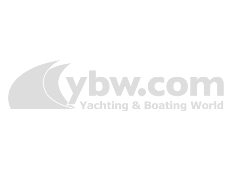 Stricken yacht in Happisburgh, Norfolk