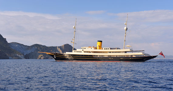 Burgess Sells Largest Yacht Of The Year 90 Metre Nero