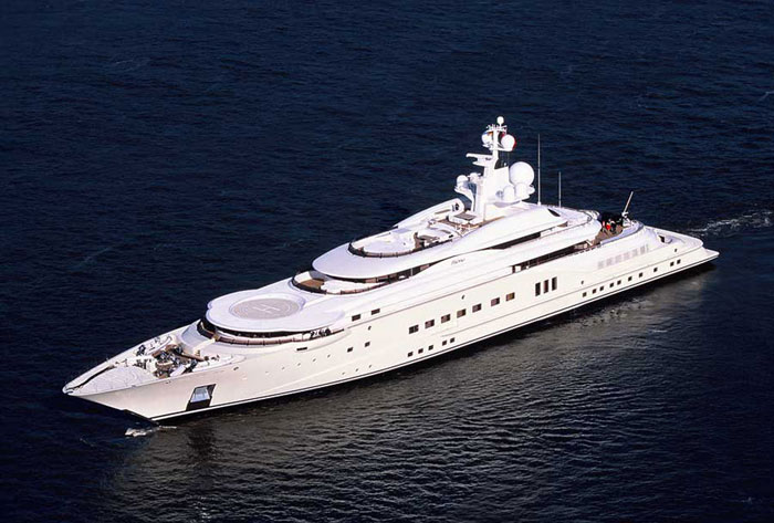 The 50 Most Beautiful Superyachts Ever Built