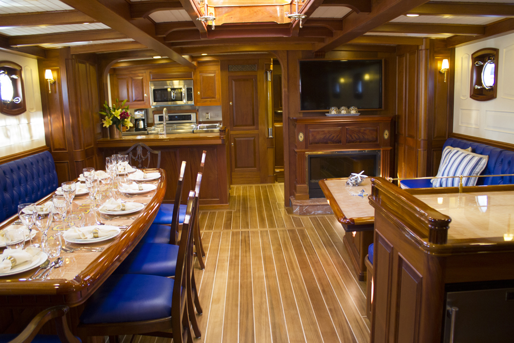 Columbia A Reinvented Classic SuperYacht World