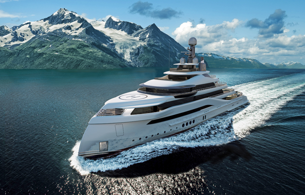 Hawk Yachts Unveils 56m And 75m Concepts SuperYacht World