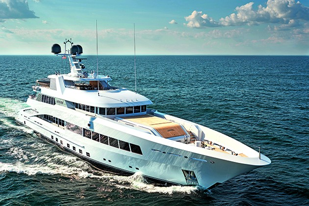 ROCKIT Exclusive Interview And Yacht Tour SuperYacht World
