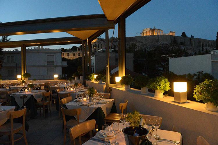Athens wine bars