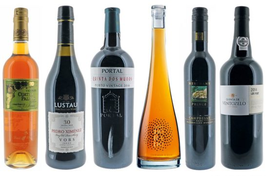 Top fortified wines for the holidays - Decanter