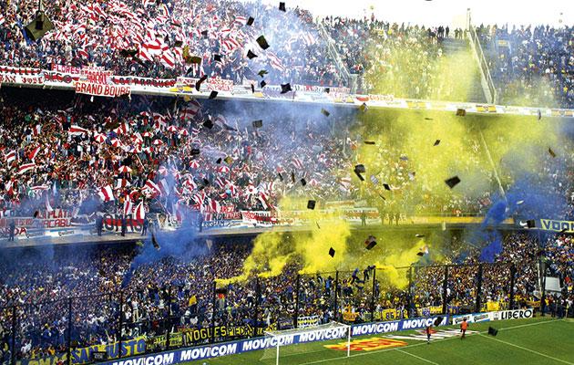Kết quả hình ảnh cho Boca Juniors - River Plate