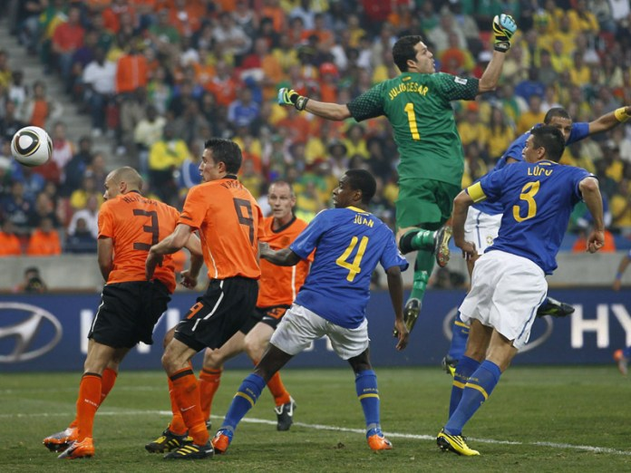 The Pressure Of Being A South American Goalkeeper