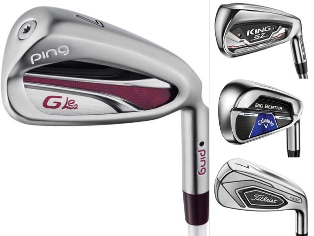 Best Golf Irons For Women - Our favourite sets for women