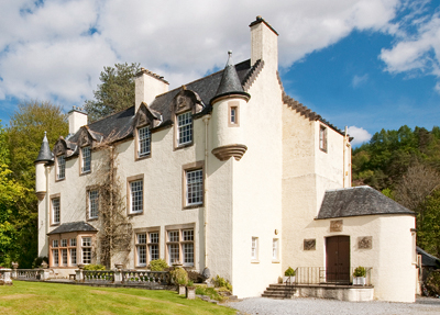 The Best Country Houses In Scotland Country Life