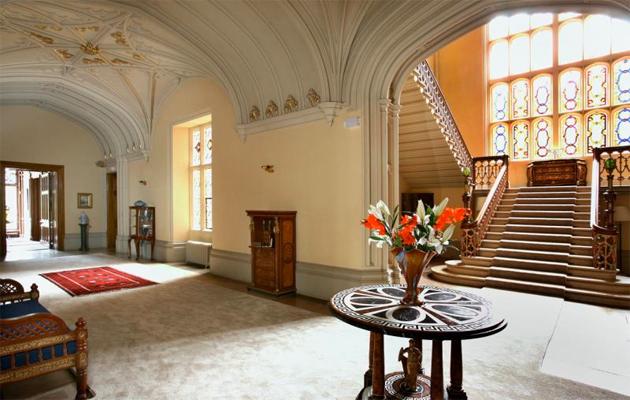 Beautiful Tudor Style Home
