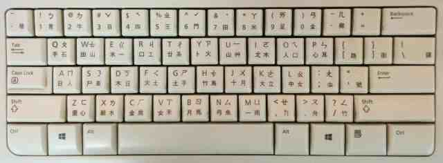 How do Chinese Keyboards Work? The 26 Methods - September 26, 26