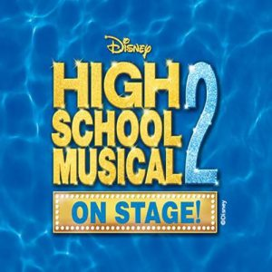 High School Musical 2 On Stage keyboard programming