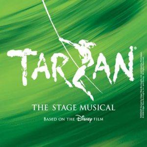 Tarzan musical keyboard programming