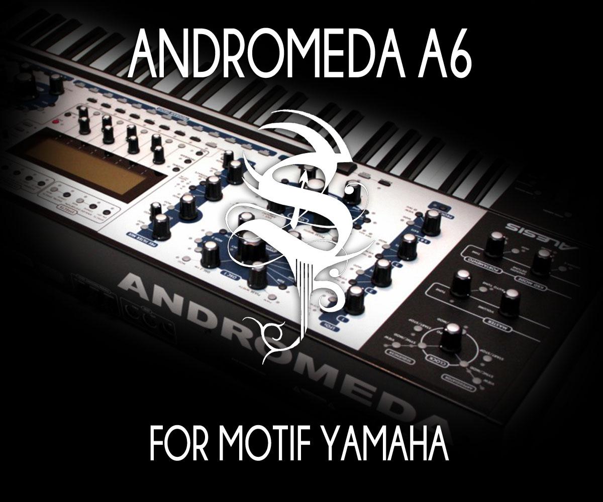 Andromeda A6 For MOTIF XF | Keyboard Waves