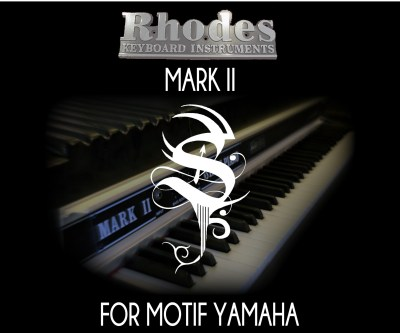 Rhodes Mark II for Motif Yamaha