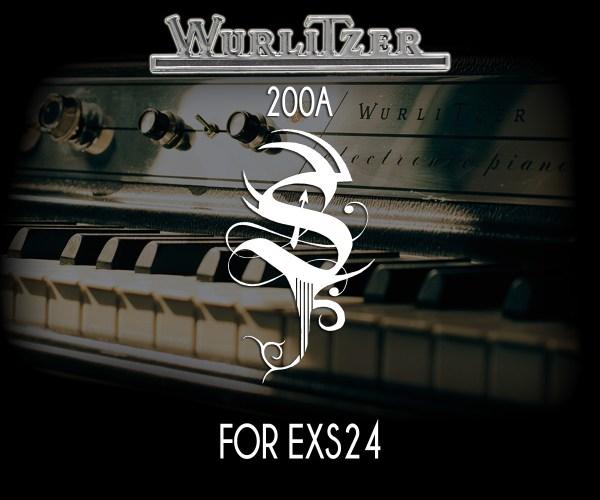Wurlitzer 200a for EXS24 , sounds & samples