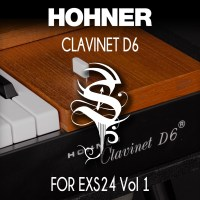 Clavinet for EXS24 Vol 1