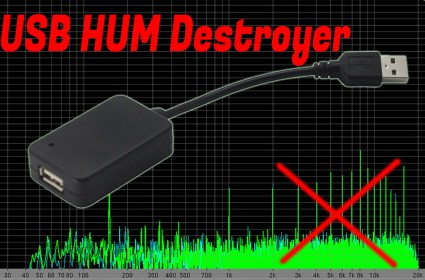 Usb Hum Destroyer