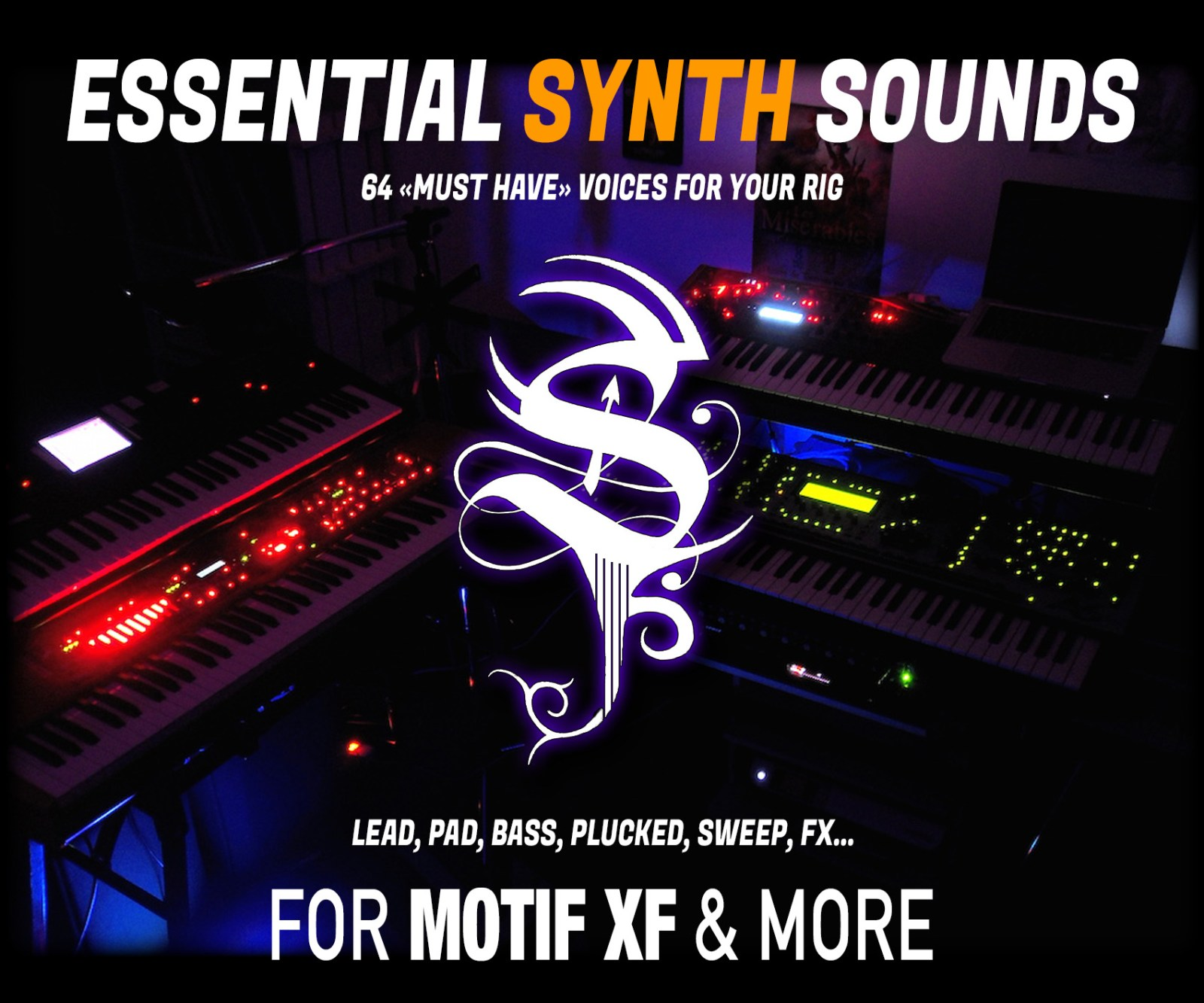 Essential Synth Sounds 64