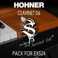 Clavinet Pack For EXS24