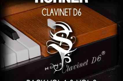 Clavinet Pack Vol1 & Vol2