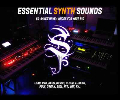 Essential Synth Sounds