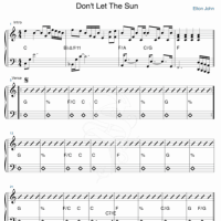 Don't Let The Sun Go Down On Me (Live) – Elton John / George Michael